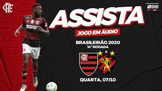 Flamengo x Sport AO VIVO na FlaTV   Brasileiro 2020