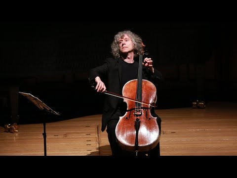 Steven Isserlis & Alexander Melnikov play Pletnev - Cello Sonata (London, 2018)