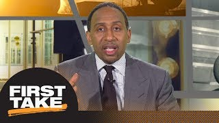 Stephen A. Smith says Steelers loss in preseason is a big deal | First Take | ESPN