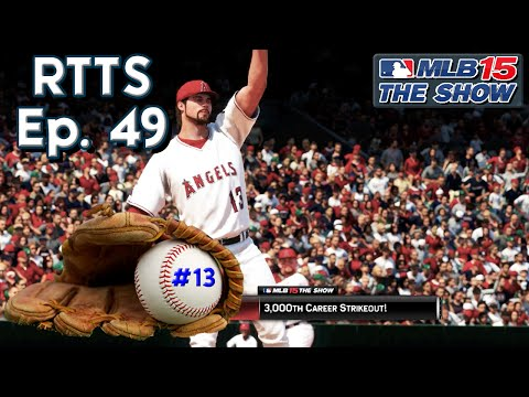 MLB 15 The Show (PS4) Road To The Show SP Ep. 49 | Awards and Records