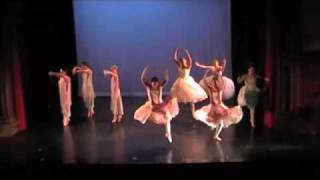 Advanced Ballet at Emma Willard Dance Assembly, January 2010