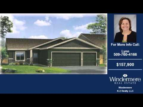 Homes For Sale Moses Lake WA $157900 1320-SqFt 3-Bdrms 1.75-Baths On 0.19 Acre
