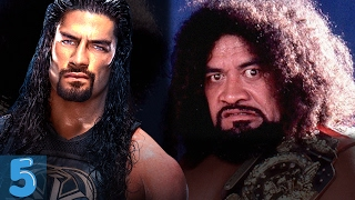 5 wwe wrestlers who are more successful than their fathers