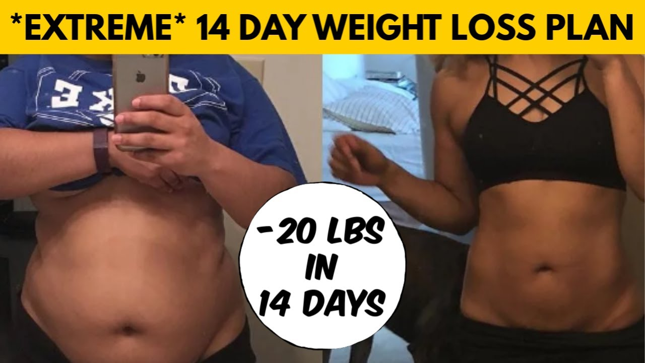 😱🥚How to Lose 11 POUNDS in 11 DAYS - EXTREME Weight Loss Diet