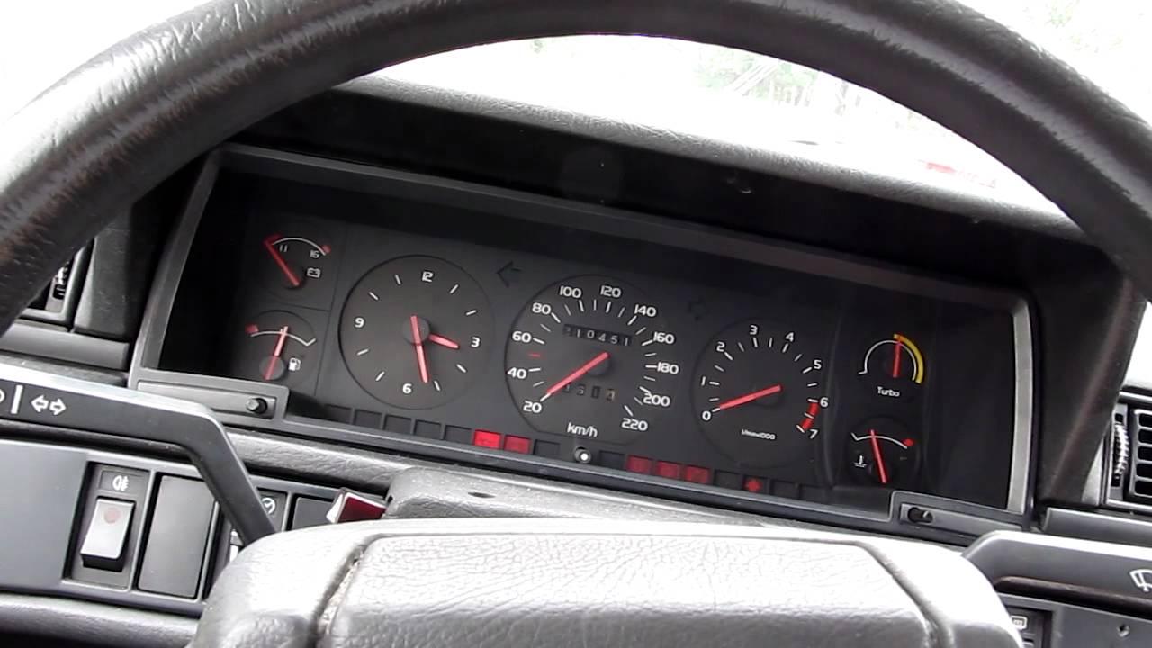 Volvo 740 Starting Issues Youtube 1990 760 Turbo Radio Circuit