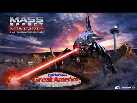 Mass Effect New Earth: взгляд изнутри