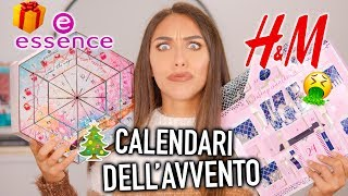 CALENDARI DELL'AVVENTO ESSENCE E H&M 2019 🎁🎄 SUPER LOW COST!!