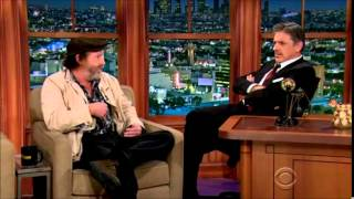 Steven Wright on Craig Ferguson - 11/12/2014