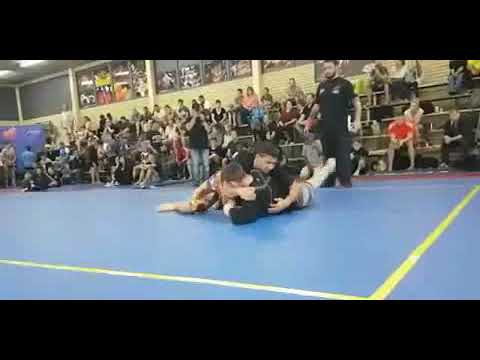 No-Gi Open  in Johannesburg South Africa (Highlights)