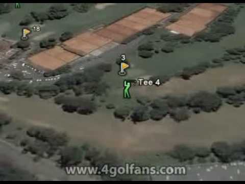 Campo De Golf Club El Rodeo Medellin Youtube