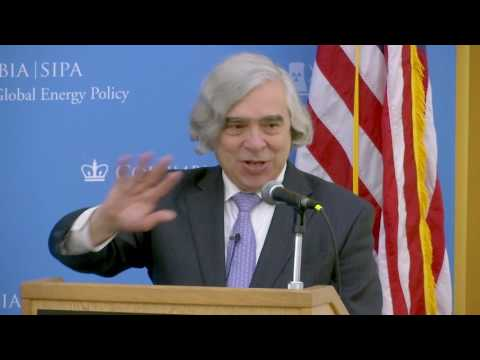CGEP: United States Secretary of Energy Ernest Moniz