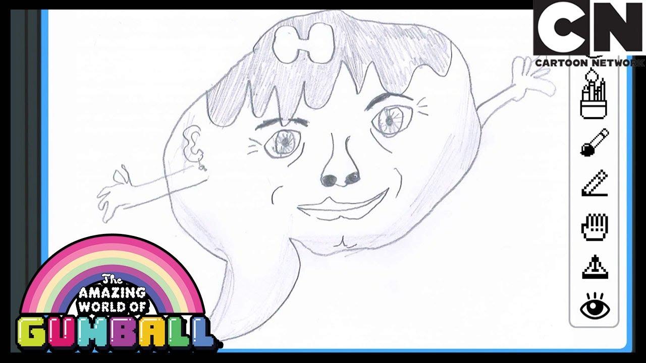 Download Darwin's Yearbook: Carrie | Gumball | Cartoon Network