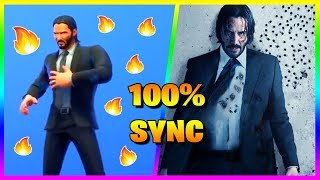 FORTNITE EMOTES/DANCES IN REAL LIFE THAT ARE 100% IN SYNC..! (BulletProof, Be Seeing You)