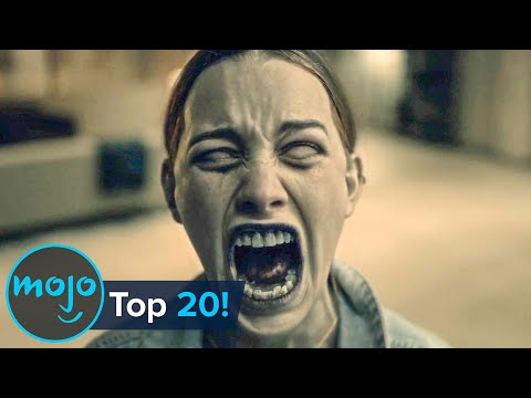 Top 20 Scariest TV Moments of All Time