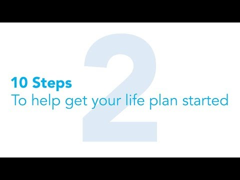 10 Steps to help get your life plan started: Step 2 – Understanding your motivations and values