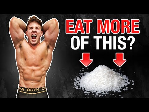 Eating Salt Boosts Weight Reduction