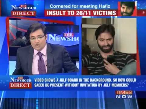 The Newshour Direct: Yasin Malik
