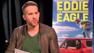 RUS   «Дэдпул берёт интервью у Росомахи   Deadpool Interviews Wolverine»   «Эдди «Орел» 2016 720p 2