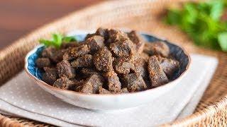[Eng Sub] 沙茶牛肉乾 Satay Beef Jerky Recipe
