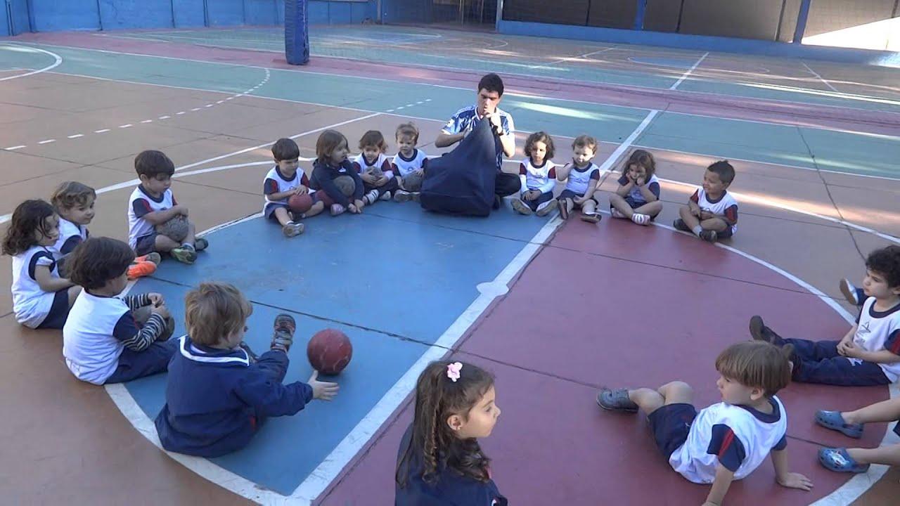 Muito Curtam a aula de Educação Física do Maternal II A e B - YouTube YU58
