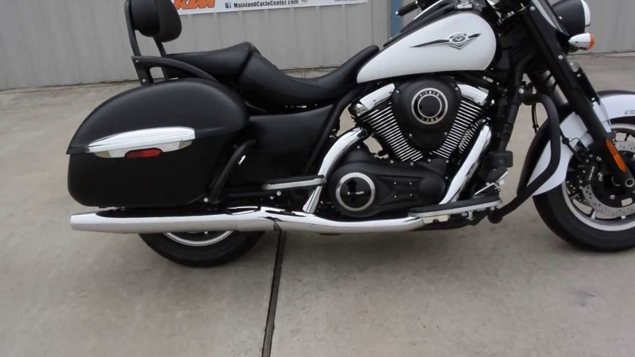 Kawasaki Vulcan Nomad Abs Overview And Review