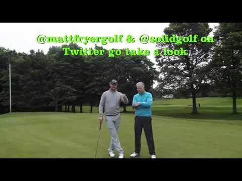 9 HOLE VLOG MATCH WITH ADRIAN FRYER PART 1