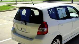 2007 Honda Fit Dallas TX 75204