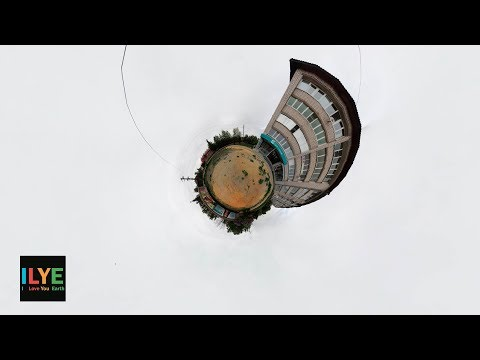 ILYE - Банк Хлынов 360° 8K