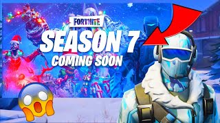 *Fortnite Deep Freeze Bundle*! (Season 7 Info!)