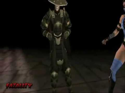 Mortal Kombat Unchained - Fatalities