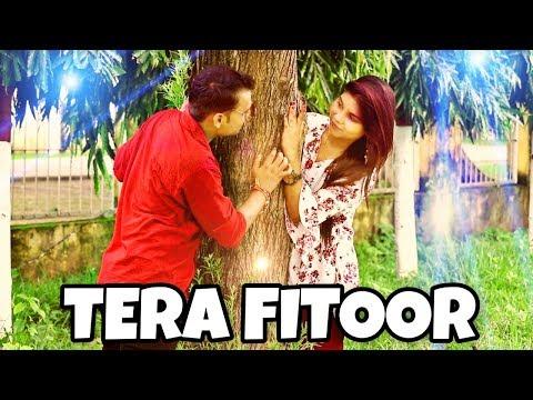 Tera Fitoor Lyrical - Genius | Utkarsh Sharma, Ishita Chauhan | Arijit Singh | Mohit samraat