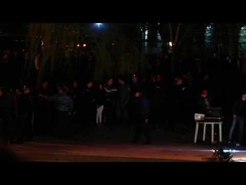 LIVE: Kanye West Performs in Yerevan