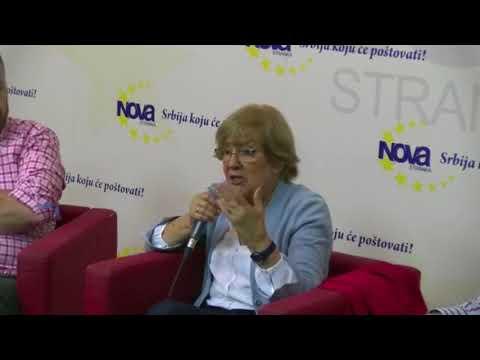 Tribina 'Demokratija i nevidljiva moć', 15. 06. 2018.