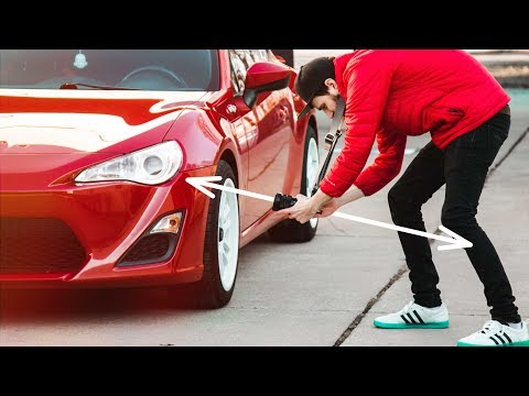 Life Hacks For Filming Cars | FAKE IT TILL YOU MAKE IT