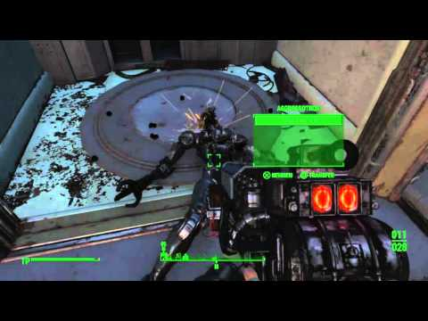Fallout 4 Powerrüstung Fundort X 01 Court 35 Youtube