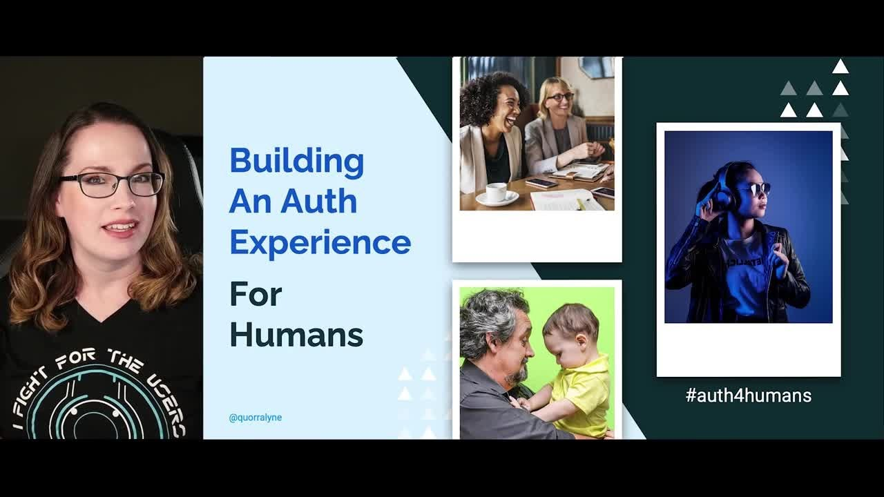 Building an Auth Experience for Humans
