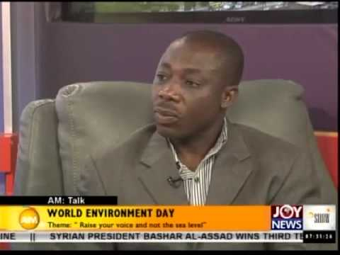 World Environment Day - AM Talk (5-6-14)