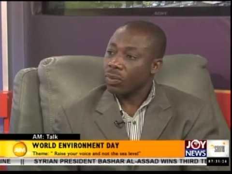 World Environment Day - AM Talk (5-6-14)