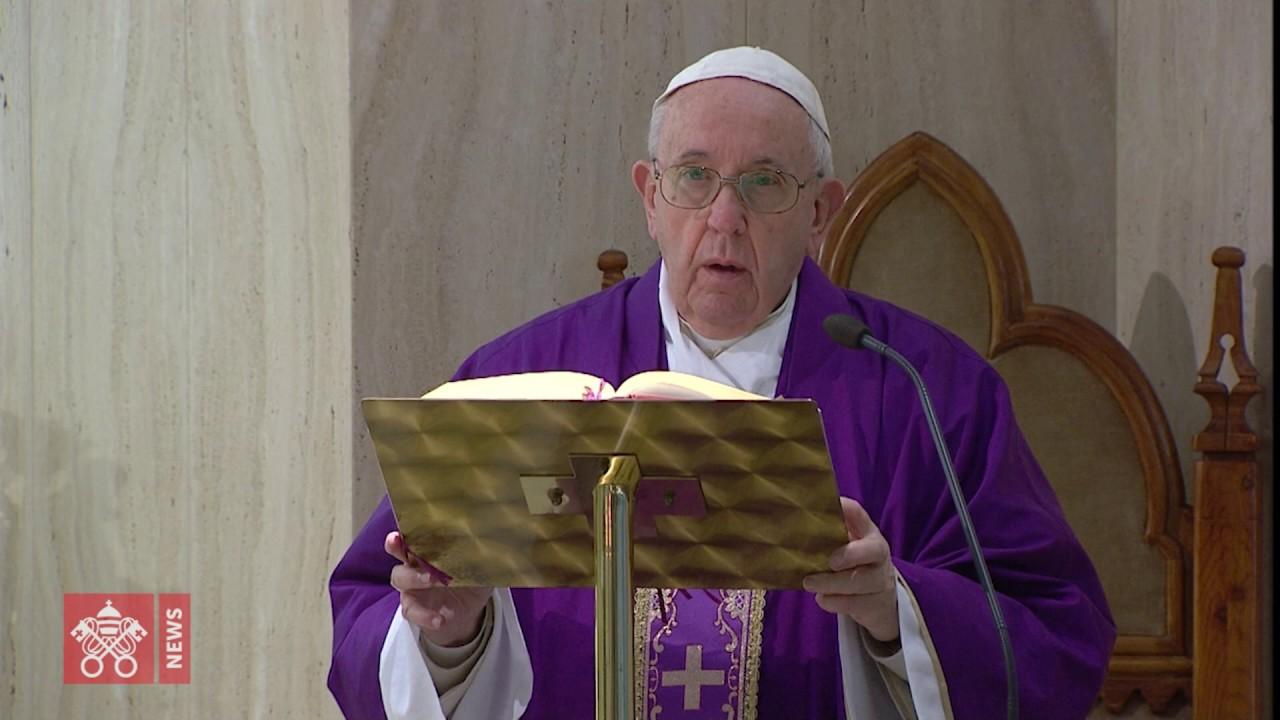 O Papa: se começa a ver pessoas com fome, a Igreja ajude quem sofre