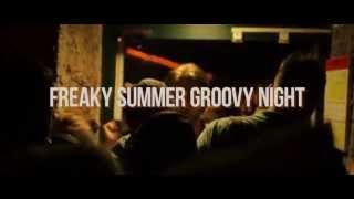 Freaky Summer Groovy Night: Ollie Teeba in Minsk