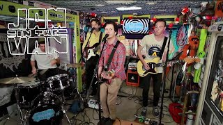 """THE FRIGHTS - """"Afraid of the Dark"""" (Live at JITV HQ in Los Angeles, CA 2016) #JAMINTHEVAN"""