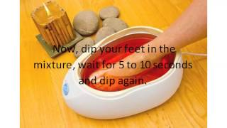 Paraffin Wax Helps to Cure Cracked Heels