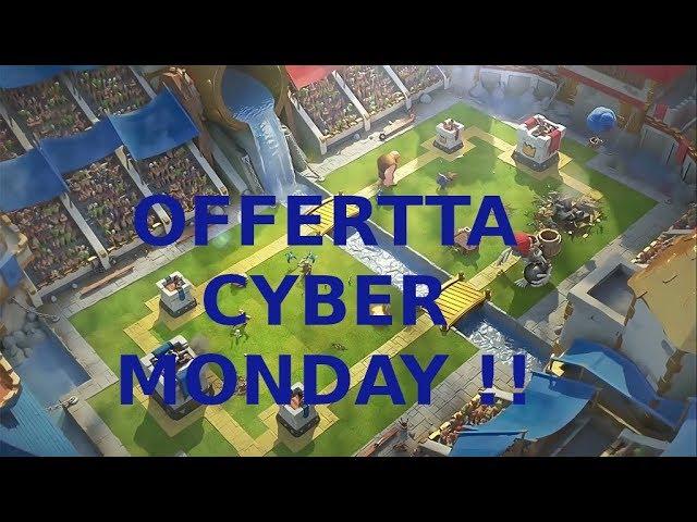 🔥OFFERTA CYBER MONDAY!! | CLASH ROYALE ITA
