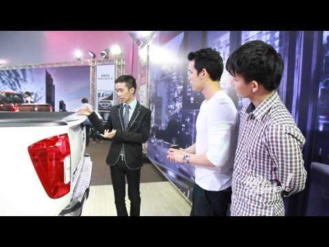 The Coup Channel : ครั้งแรกของโลกในไทยกับ Nissan Navara NP300