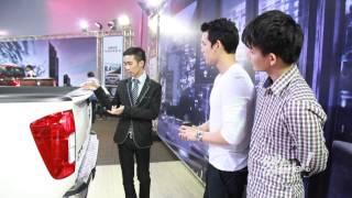 live! : ครั้งแรกของโลกในไทยกับ Nissan Navara NP300