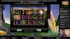 Bonanza and Magic Mirror Deluxe II Big Wins | Various | Videoslots Casino