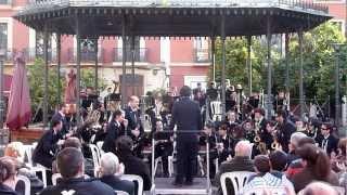 "Banda Municipal de Jerez de la Frontera - ""Pasodoble Gallito"" de Santiago López Gonzalo."