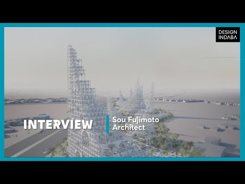 Sou Fujimoto: The infinite possibilities of open field architecture