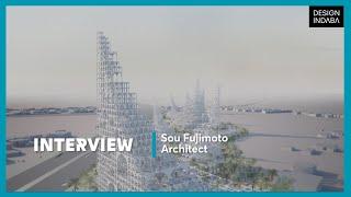 Sou Fujimoto: The infinite possibilities of open field architecture