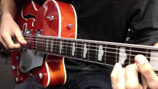 gretsch g5420t electromatic hollow body tryout